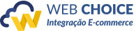 Logo Web Choice - Integração e-commerce