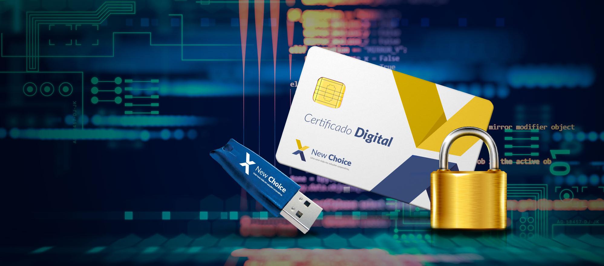 Certificados digitais para validar e autenticar em sistemas eletrônicos Pessoas Físicas e Jurídicas